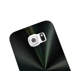 Samsung Galaxy S6 Edge plecki aluminiowe efekt cd - czarne. PROMOCJA !!!