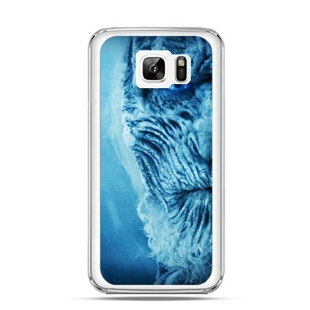 Etui na Samsung Galaxy Note 7 Gra o Tron White Walker