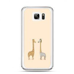 Etui na Samsung Galaxy Note 7 żyrafy