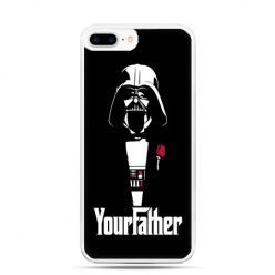 Etui na telefon iPhone 7 Plus - Your Father star wars