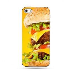 Etui na telefon  hamburger.