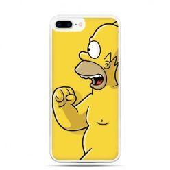 Etui na telefon iPhone 7 Plus - Homer Simpson