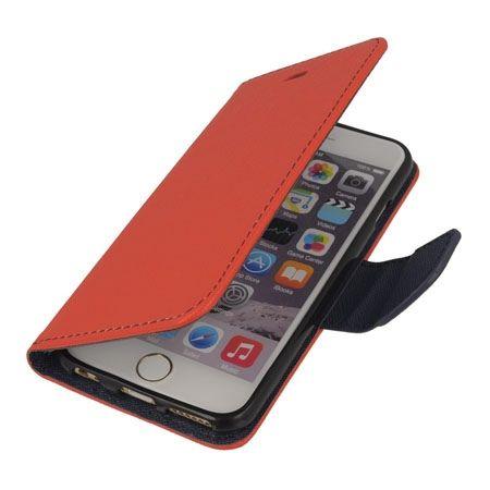 Etui na iPhone 6 / 6s Fancy Wallet - czerwony. PROMOCJA!!!