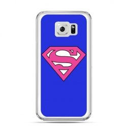 Etui na Galaxy S6 Edge Plus - Supergirl