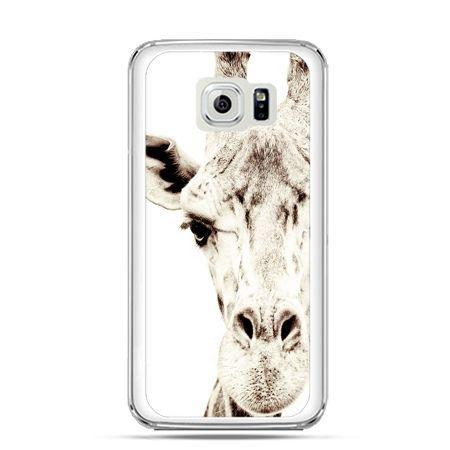Etui na Galaxy S6 Edge Plus - żyrafa