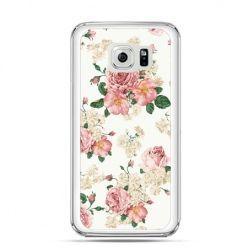 Etui na Galaxy S6 Edge Plus - polne kwiaty