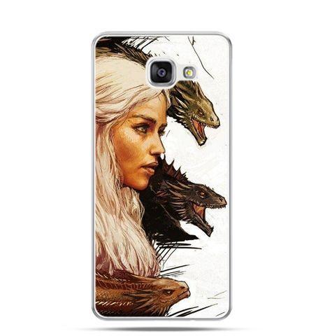 Etui na Samsung Galaxy A3 (2016) A310 - Gra o Tron Daenerys Targaryen