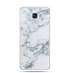Etui na Samsung Galaxy A3 (2016) A310 - biały marmur