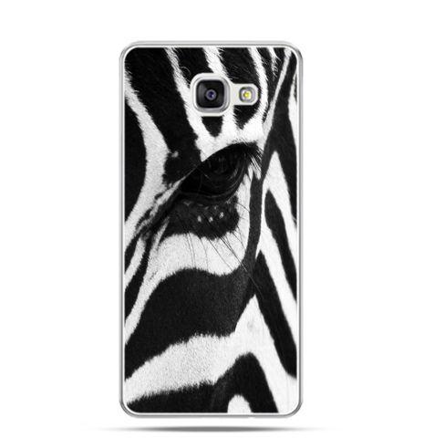 Etui na Samsung Galaxy A3 (2016) A310 - zebra