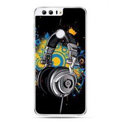 Etui na Huawei Honor 8 - słuchawki