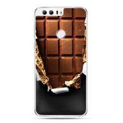 Etui na Huawei Honor 8 - czekolada