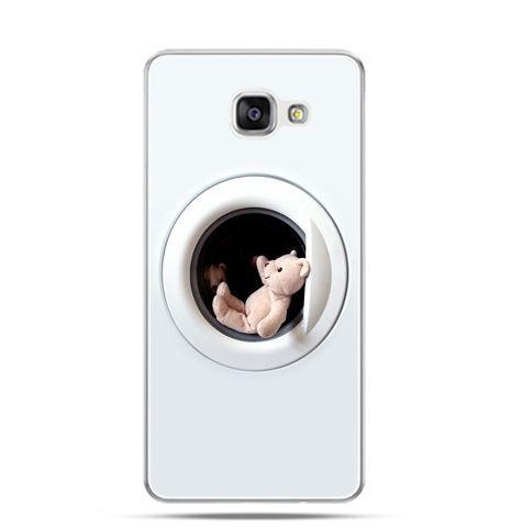 Etui na Samsung Galaxy A3 (2016) A310 - miś w pralce
