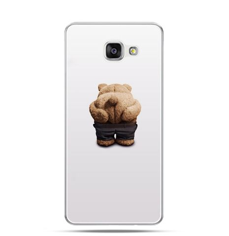 Etui na Samsung Galaxy A3 (2016) A310 - miś Paddington