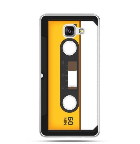 Etui na Samsung Galaxy A3 (2016) A310 - kaseta magnetofonowa