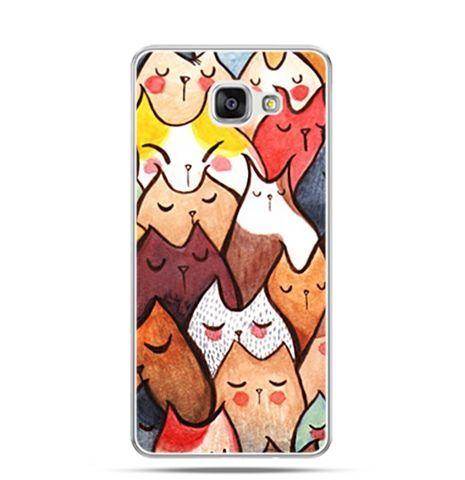 Etui na Samsung Galaxy A3 (2016) A310 - koty