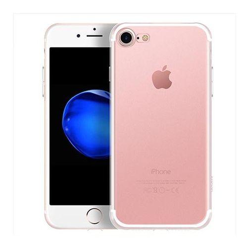 Etui na iPhone 7 silikonowe crystal case - bezbarwne. (25688) - Etuistudio