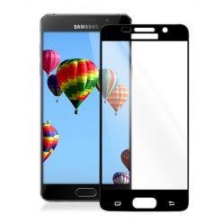 Hartowane szkło na cały ekran 3d Galaxy A3 2016 - czarny.