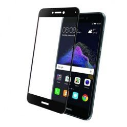 Hartowane szkło na cały ekran 3d Huawei P9 lite 2017 - czarny.