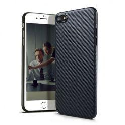 iPhone 6 / 6s etui silikonowe Slim TPU Carbon.