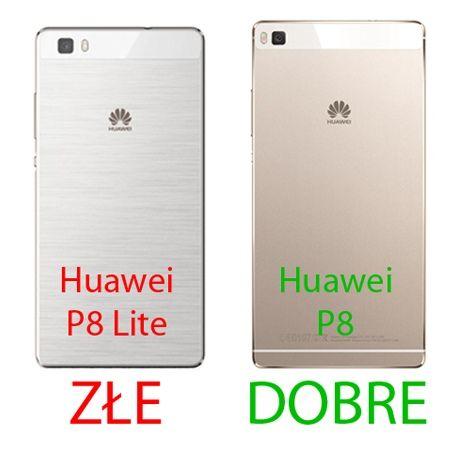 Huawei P8 - zaprojektuj swoje etui na zamówienie.