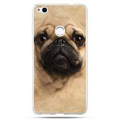 Etui na Huawei P9 Lite 2017 - pies szczeniak Face 3d