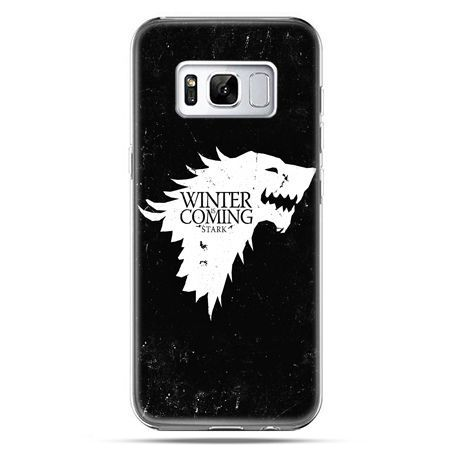 Etui na telefon Samsung Galaxy S8 - Winter is coming