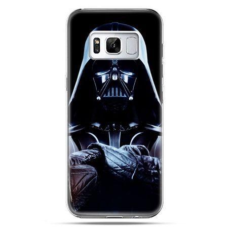 Etui na telefon Samsung Galaxy S8 - Dart Vader Star Wars