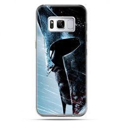 Etui na telefon Samsung Galaxy S8 - hełm Spartan