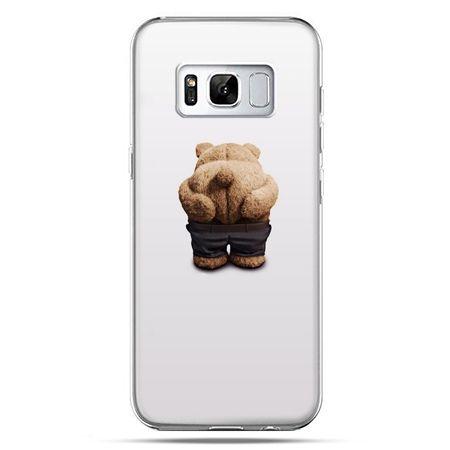 Etui na telefon Samsung Galaxy S8 - miś Paddington