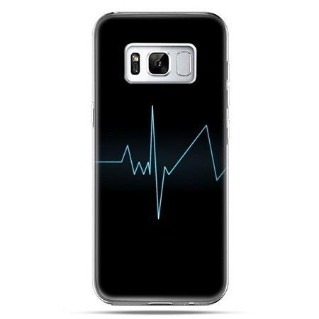 Etui na telefon Samsung Galaxy S8 - linia życia