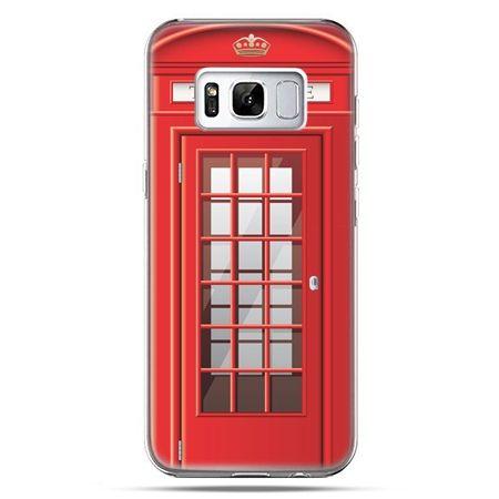 Etui na telefon Samsung Galaxy S8 - budka telefoniczna