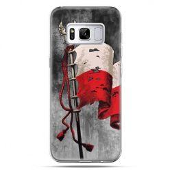Etui na telefon Samsung Galaxy S8 Plus - patriotyczne flaga Polski