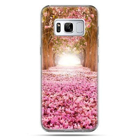Etui na telefon Samsung Galaxy S8 Plus - spacer po parku
