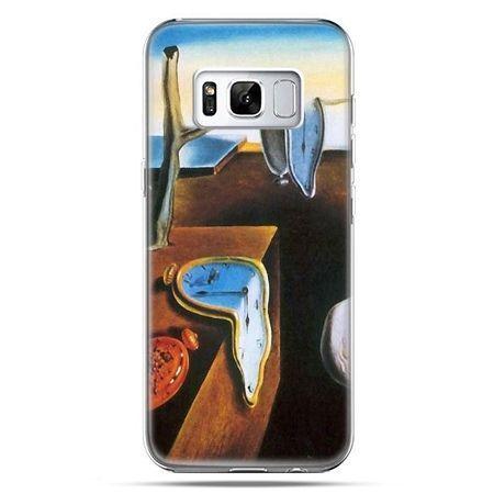 Etui na telefon Samsung Galaxy S8 Plus - zegary S.Dali