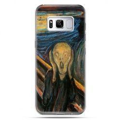 Etui na telefon Samsung Galaxy S8 Plus - Krzyk Munka