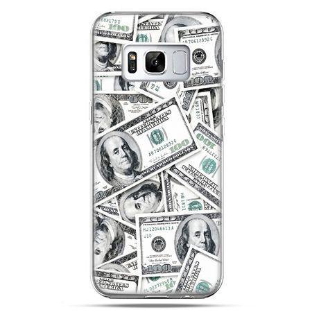 Etui na telefon Samsung Galaxy S8 Plus - dolary banknoty