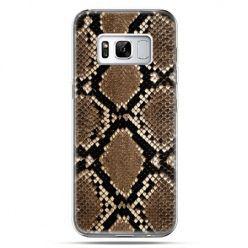 Etui na telefon Samsung Galaxy S8 Plus - wąż boa