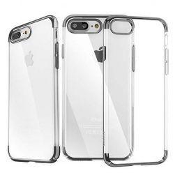 Etui na telefon iPhone 7 Plus - Baseus Platina - czarny.