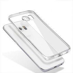 Etui na Galaxy S6 silikonowe crystal clear - bezbarwne.