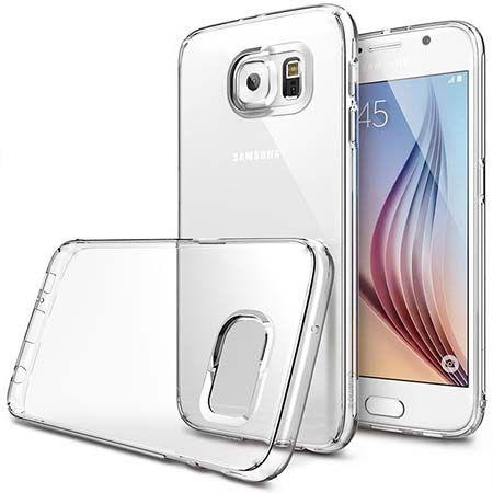Etui na Galaxy S7 silikonowe crystal clear - bezbarwne.