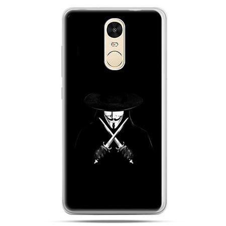 Etui na Xiaomi Redmi Note 4 - Anonimus