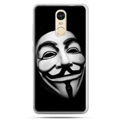 Etui na Xiaomi Redmi Note 4 - maska Anonimus