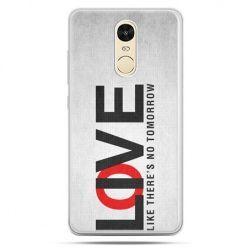 Etui na Xiaomi Redmi Note 4 - LOVE LIVE