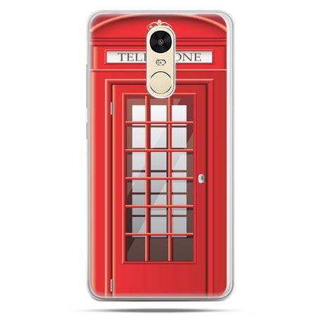 Etui na Xiaomi Redmi Note 4 - budka telefoniczna