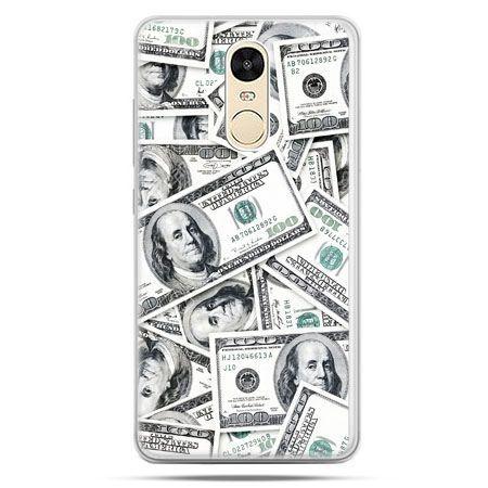 Etui na Xiaomi Redmi Note 4 - dolary banknoty