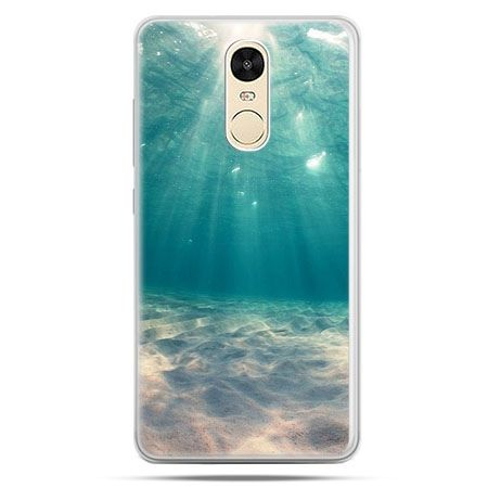 Etui na Xiaomi Redmi Note 4 - pod wodą