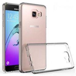 Etui na Samsung Galaxy A3 2016 silikonowe crystal case - bezbarwne.