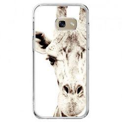 Etui na telefon Galaxy A5 2017 - żyrafa
