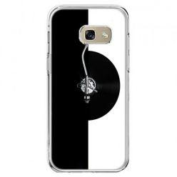 Etui na telefon Galaxy A5 2017 - gramofon