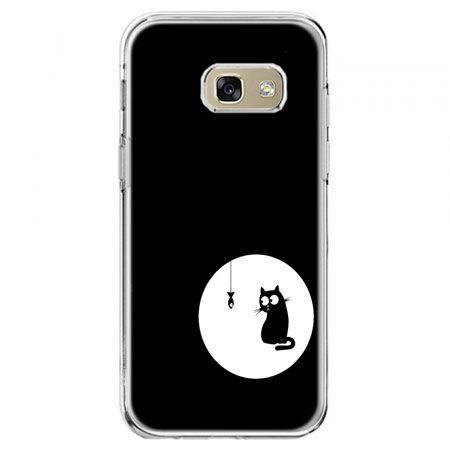 Etui na telefon Galaxy A5 2017 - kotek